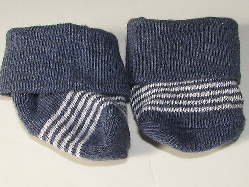 Child of Mine cuffed socks size P