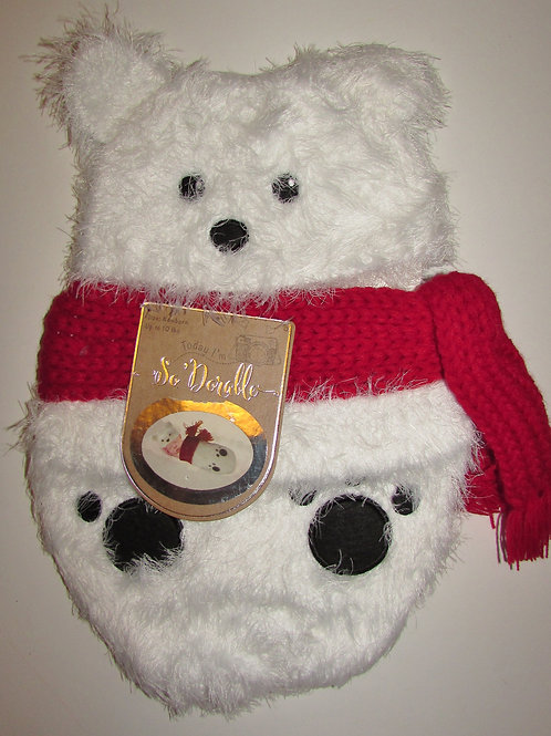 So 'Dorable prop snow bear size 0-6 mo