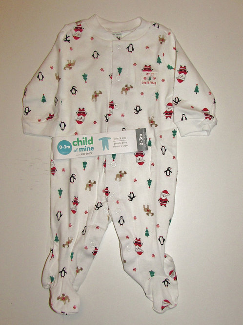 Child of Mine sleeper Xmas choose size