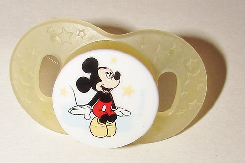 Disney Mickey pacifier size 3+ mos