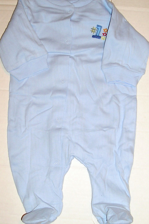Gerber sleeper blue size N