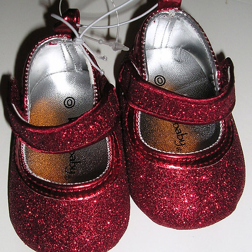 Koala Baby red/sparkle size 0/1
