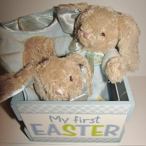 Dan Dee 5 pc 1st Easter gift set blue