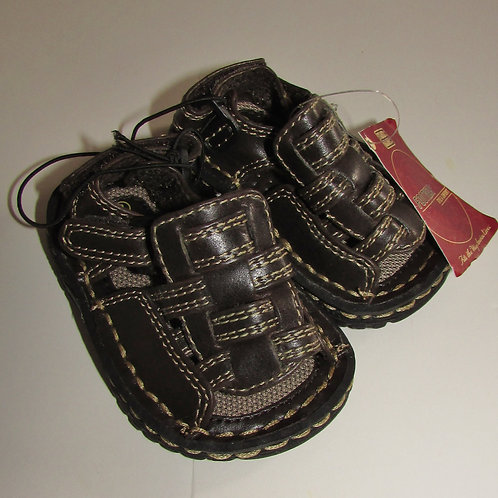 Faded Glory sandals brown size 2