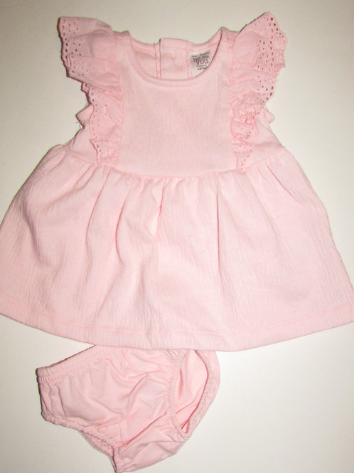 Carters dress pink size N