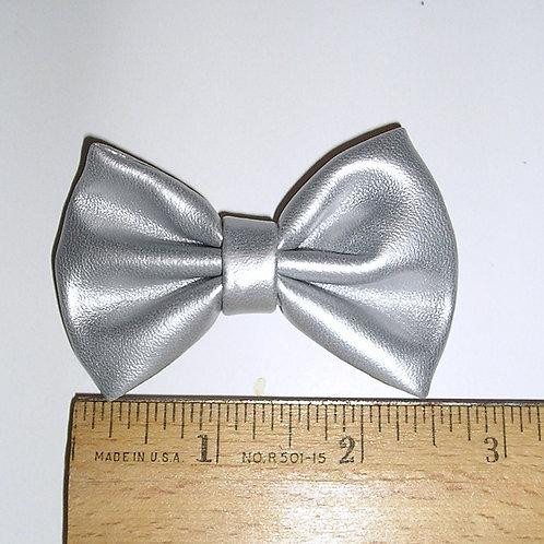Gold Bug vinyl bow clip choose color