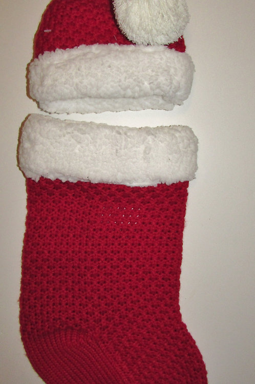 So'Dorable knit Santa prop set size N