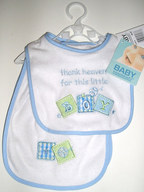 Baby Essentials bib set