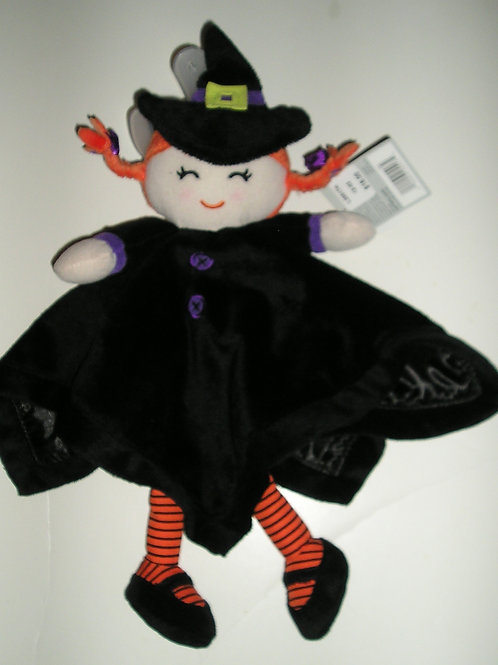 Carters plush witch/blanki