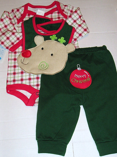 Bon Bebe 3 pc set choose style size 0-3 mo