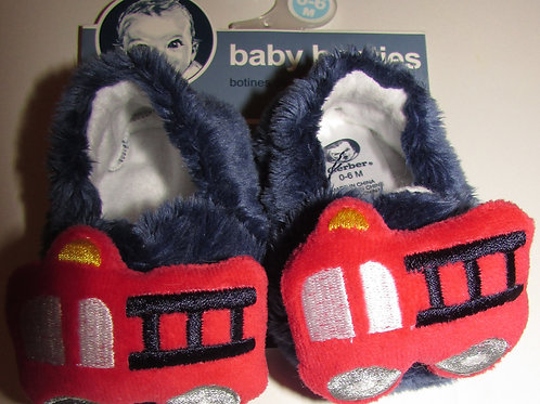 Gerber slippers truck size 0-6 mo