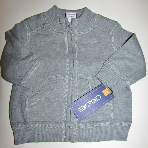 Cherokee jacket gray size N