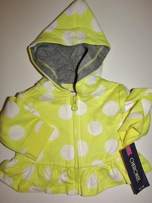 Cherokee jacket yellow/white/gray N