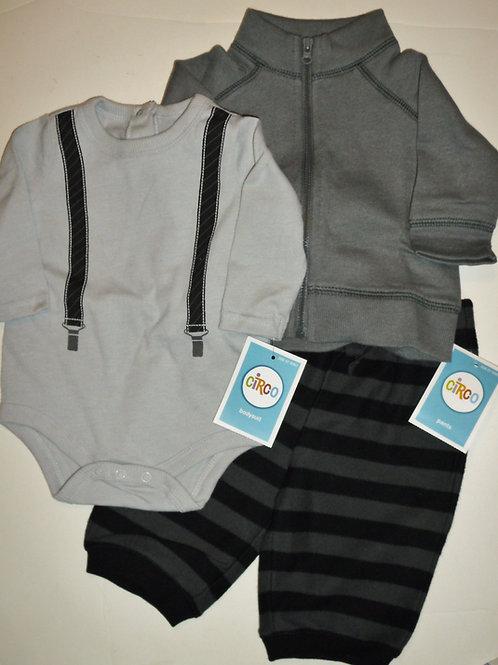 Circo gray/black size N