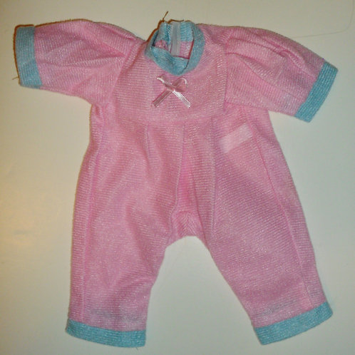 doll outfit coverall lt weight choose color