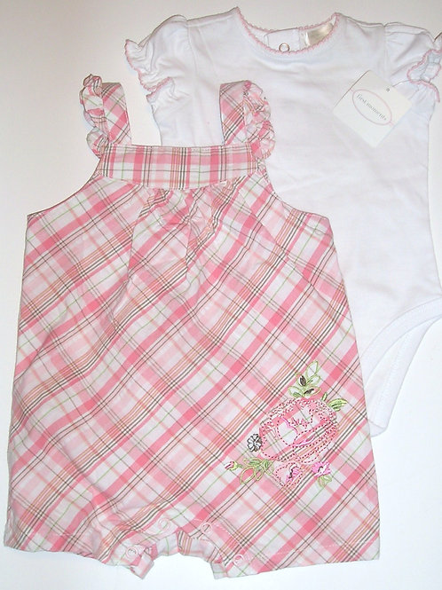 Firsts Moments 2 pc pink size 0-3 month