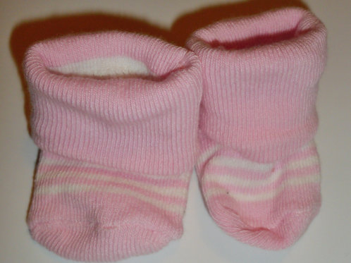 Child of Mine socks pink size LP/SN