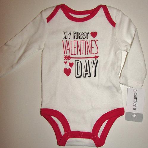 Carters creeper Valentine size N