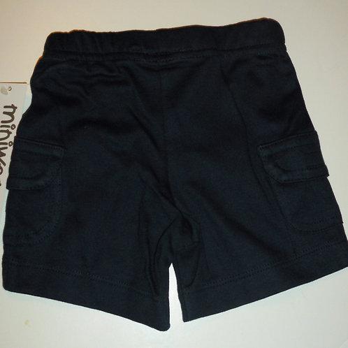 Mini Wear shorts dark navy Newborn