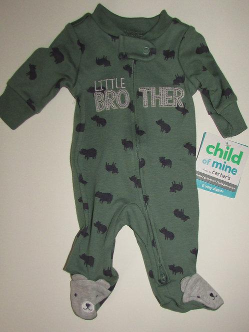 Child of Mine sleeper green size P