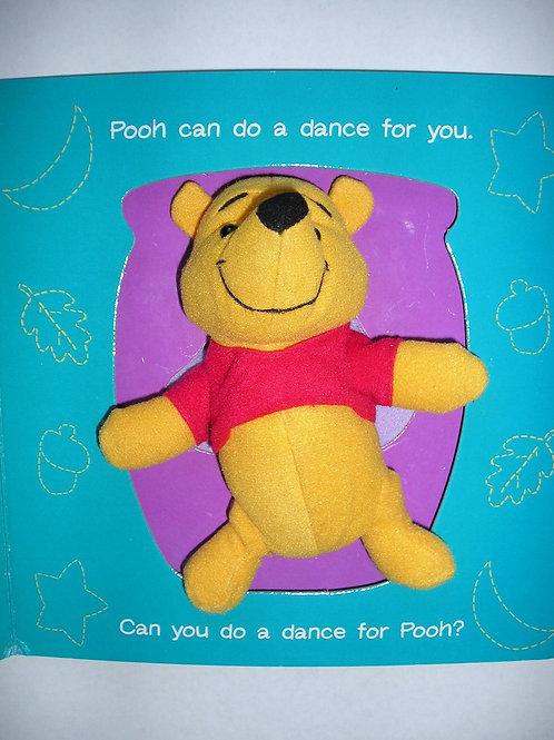 Disney Pooh puppet book