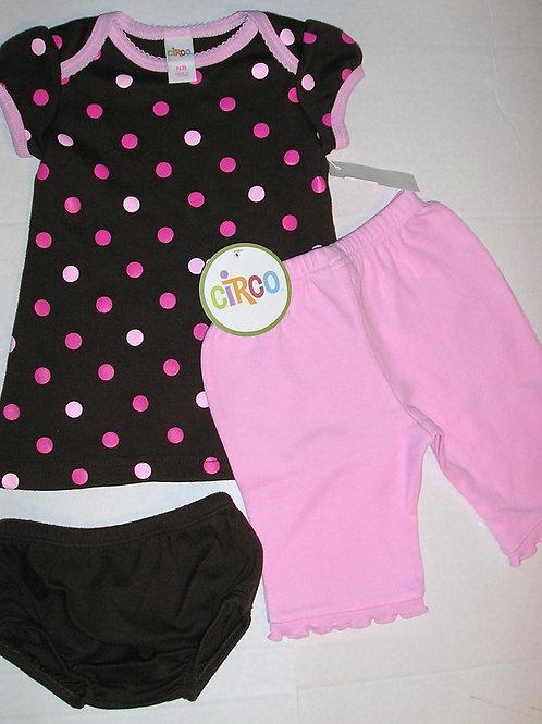 Circo brown/pink size N