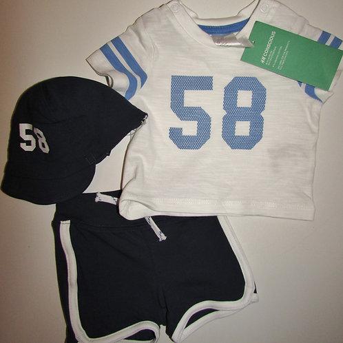 H&M 3 pc Sport set size LP/SN