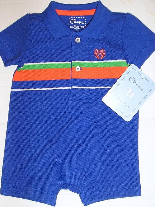 Chaps shortall blue/orange Newborn