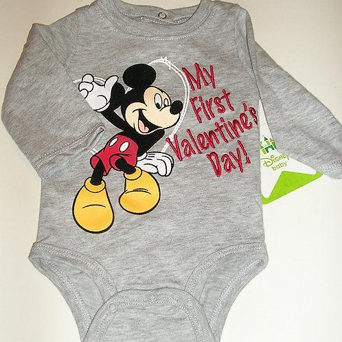 Disney Mickey/Valentine size N