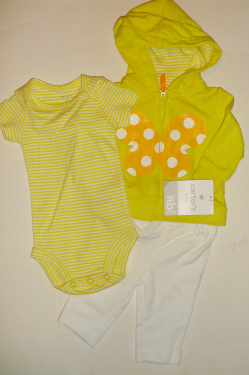 Carters yellow size N