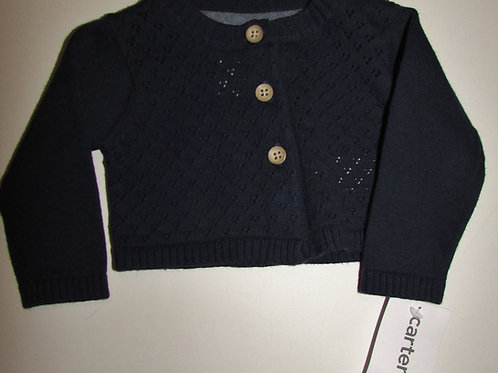 Carters navy size N