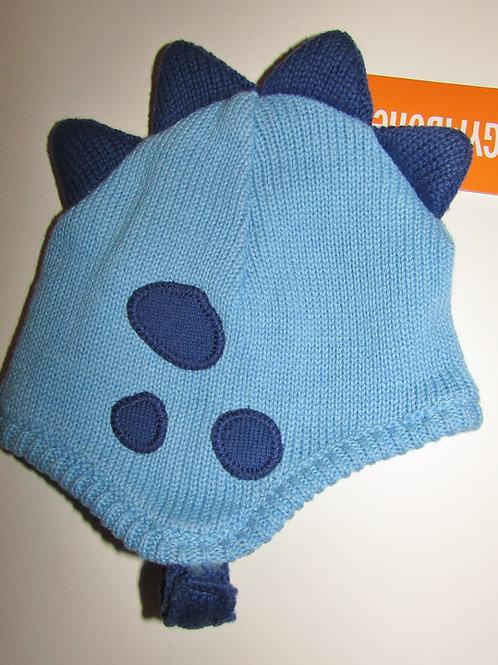 Gymboree hat blue dino size LP/SN