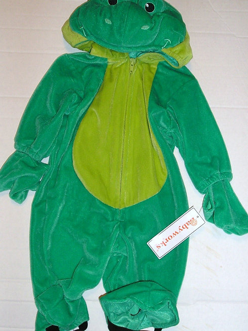 Baby Works dino size 0-12 mos