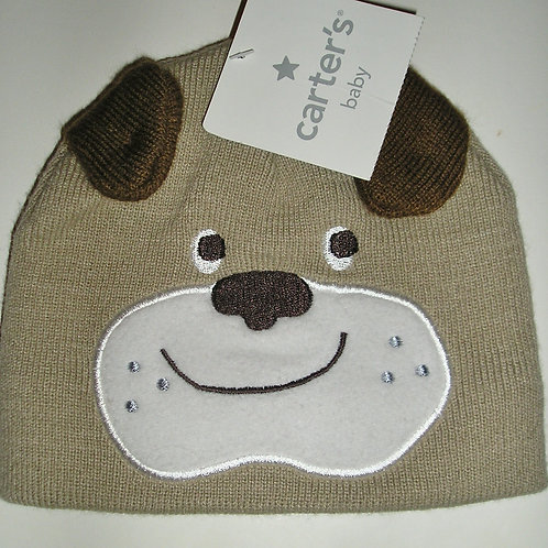 Carters brown/dog size 3-9 mos