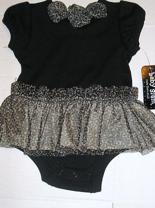 Baby Glam black/tutu size N