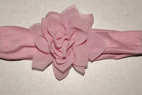 Child of Mine  pink headband size 0-6 mo