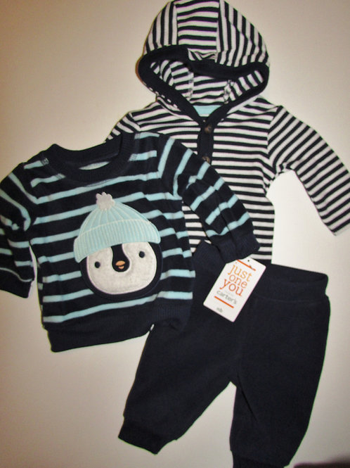 Just One You navy/stripes size N