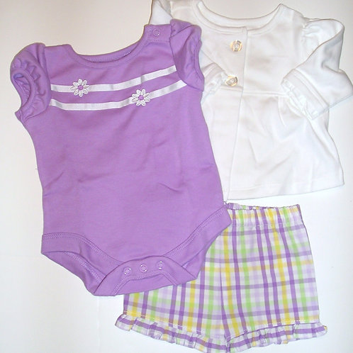 Garanimals 3 pc choose style size N