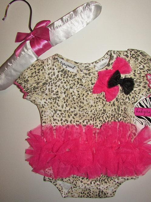 Babyrageous leopard print size N