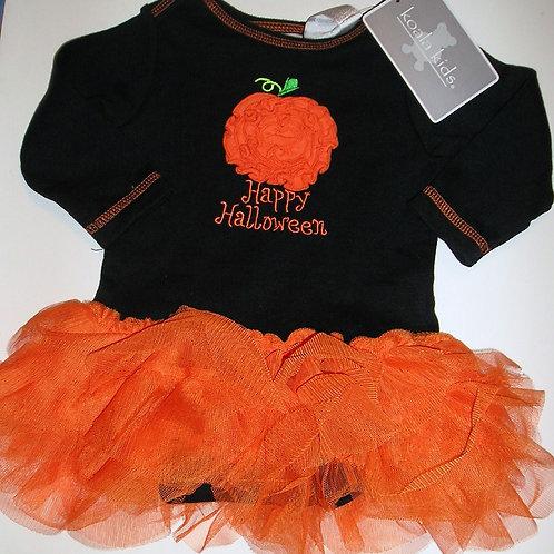 Koala Baby black/orange size 0-3