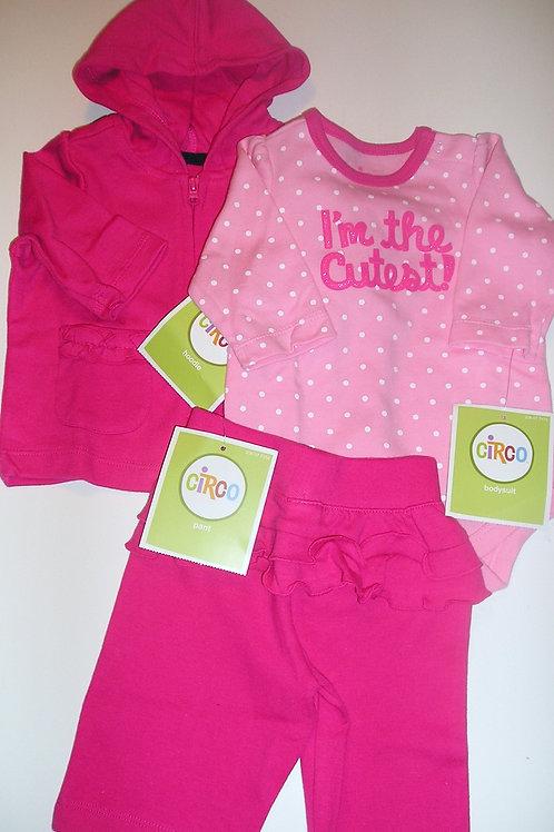 Circo pink/cutest size N