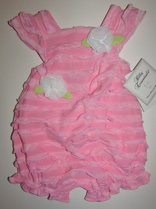 Baby Essentials ruffles size 3 mo