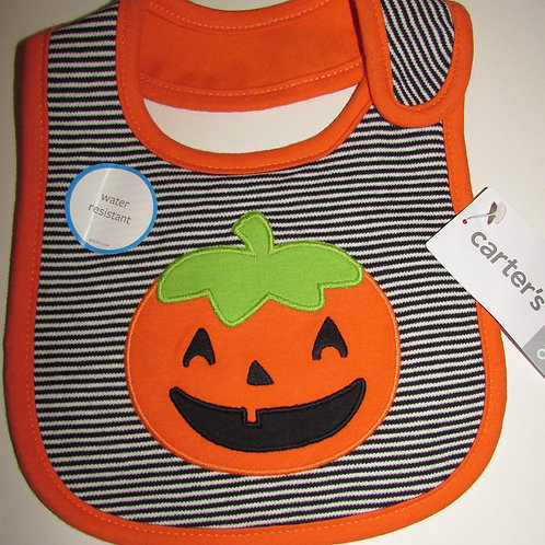 Carters black/orange pumpkin