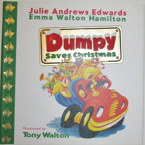 Dumpy Adventure Book by Julie Andrews