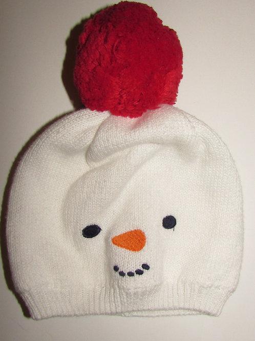 Gymboree hat snowman size 0-3