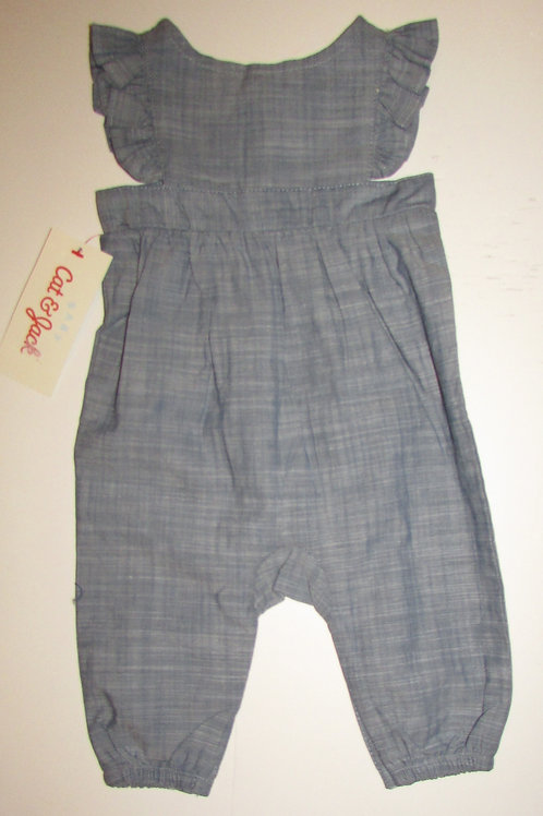 Cat & Jack overall size N