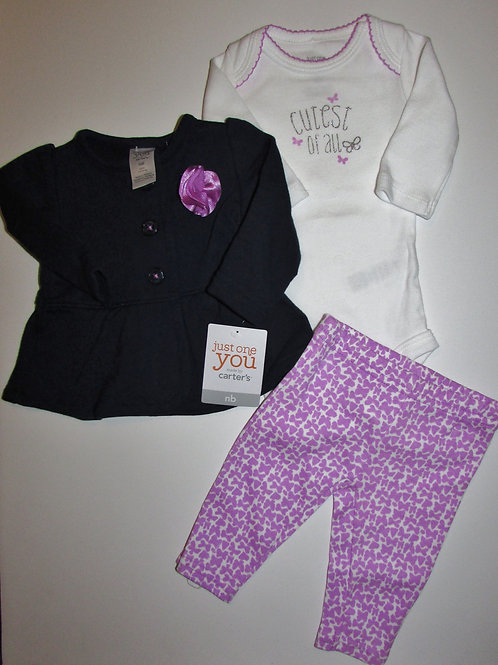 Just One You navy/lilac size N