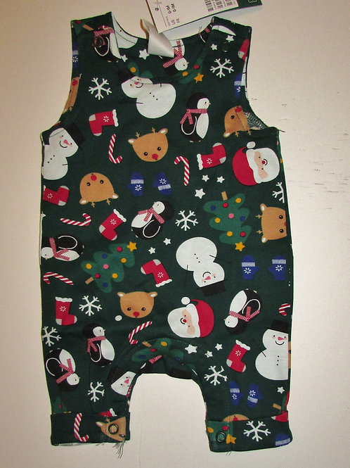 H & M Xmas overall size LP/SN