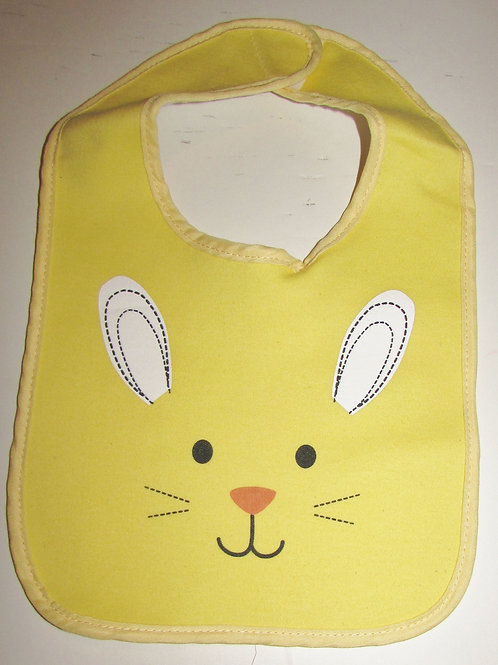 Cutie Pie Easter bib 100% cotton choose style