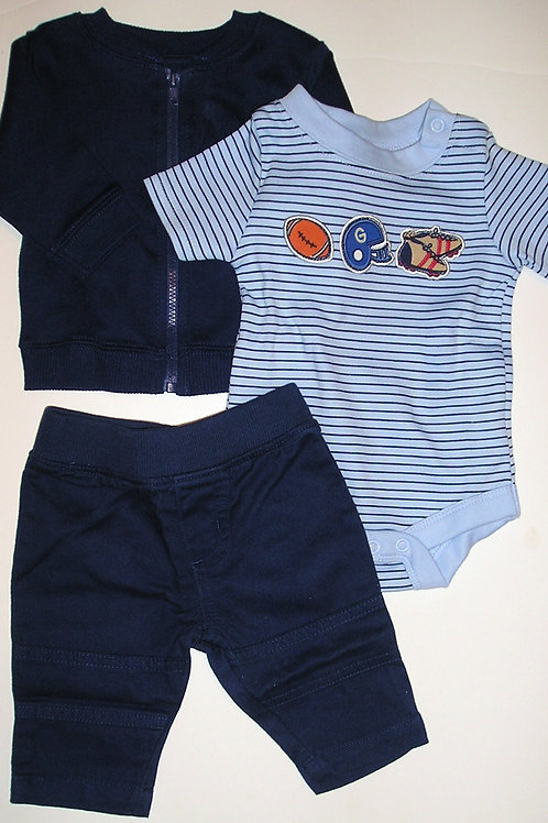 Garanimals 3 pc set  size N